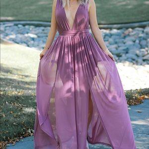 Floor Length Maxi Dress (Windsor)